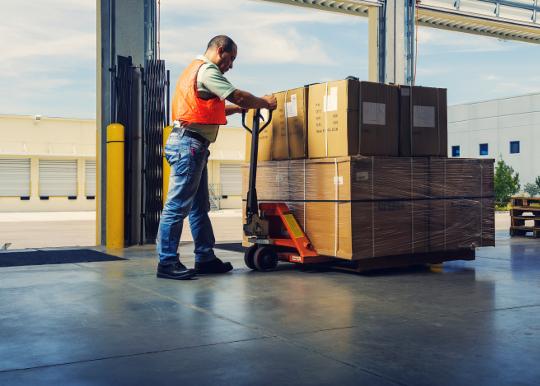 Warehouse Legal Liability