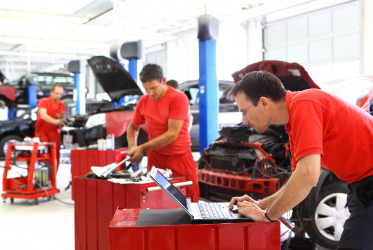 Auto Collision and Auto Repair Insurance Program