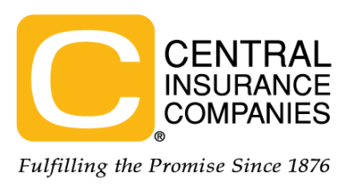 Central Insurance Co. 2C-logo-w-tag